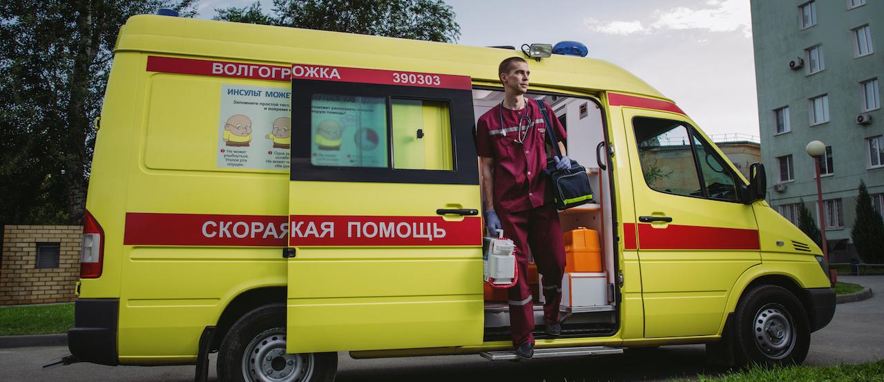 Первая и единственная частная скорая медицинская помощь Волгограда